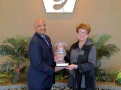 "Indiana Lions Eye Bank Names Community Hospital ""Hospital of the Year"""