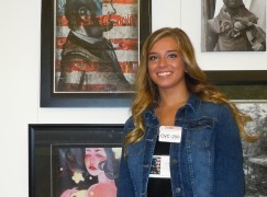Kouts Graduates Artwork on Display in United States Capitol