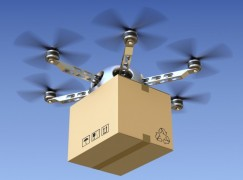 NASA to discuss first drone delivery at Logistics Summit