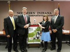 South Shore/NICTD and Bank On NWI Announce New Partnership