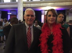 Governor Pence Visits NWI