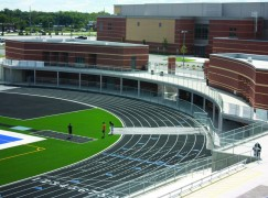 Construction Wraps Up at Lake Central HS