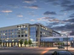 Construction Begins on Evansville Convention Center