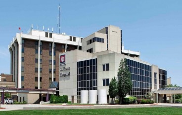 Building indiana congressman visclosky announces 2016 for Iu laporte hospital
