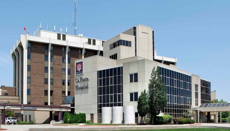 Iu health la porte and starke hospitals purchased by chsiu for Laporte county building department