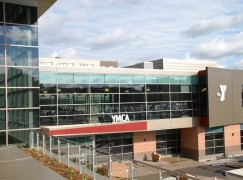 Ultramodern YMCA at CityWay is Set to Open