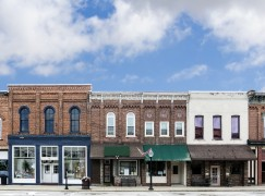 Six Communities Receive Funding for Downtown Enhancement Projects