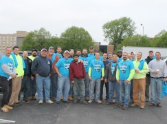 Rebuilding Together gains skilled carpenters for Union Build Day