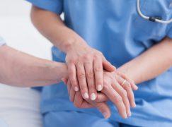 Community Hospital Staff Celebrates Top Nurse/Caregiver