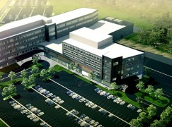 Franciscan Alliance Breaks Ground for New Hospital in Michigan City