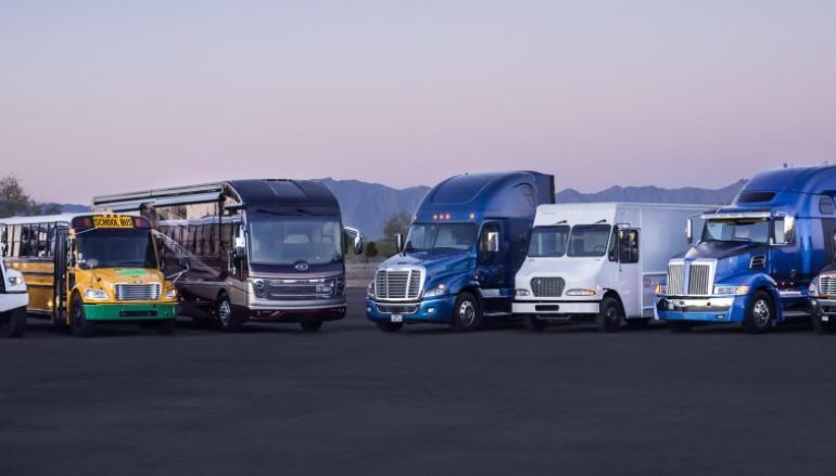 Commercial Vehicle Manufacturer Picks Boone County for First Midwest Distribution Center