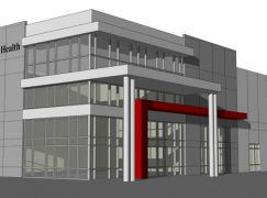IU Health Breaks Ground on Logistics Center