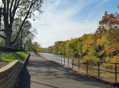 Hamilton County & Noblesville Break Ground on Final Riverwalk Phase