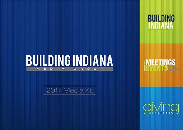 Building Indiana 2016 Media Kit