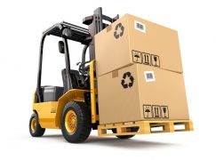 "Forklift Manufacturer ""Elevating"" Economy"
