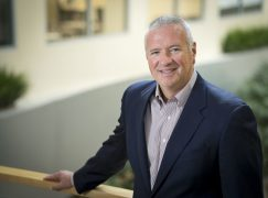 Brian Edelman Named President of Purdue Research Foundation