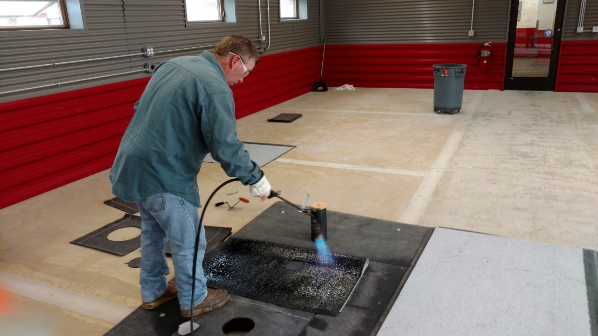 U201cI Hope To Fast Track Roofers New To The Industry In The Proper  Installation Of All The Commercial Roofing Systems Being Applied By Korellis  Roofing,u201d Said ...