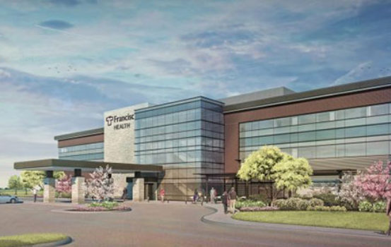 """Franciscan Health Announces $50M """"New Model"""" Hospital in Greenwood"""