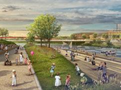 Riverfront Fort Wayne Project Kicks Off