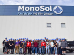 MonoSol Welcomes Hobart Middle School Students for Manufacturing Day