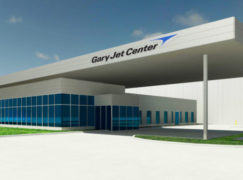 Corporate Flight Center Opens at Gary Jet Center