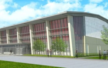 IU Breaks Ground on 3,000-Seat Facility