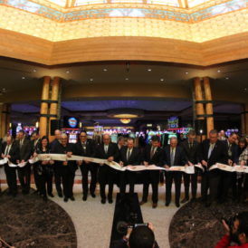 Four Winds Casino South Bend Opens