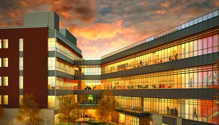 Growth and New Programs Spur Campus Construction