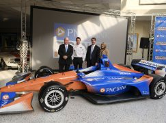 PNC Bank's Announces First-Ever IndyCar Series Primary Sponsorship