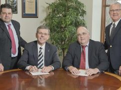 Trine Signs Partnership with Ohio Northern for New Law Degree