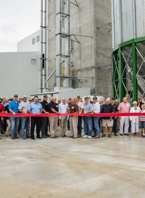 Ribbon Cut on New $20M Superior Ag Facility
