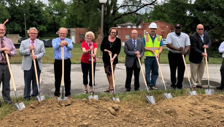 Ground Broken on $23M Water Treatment Facility