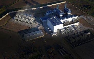 Ribbon Cut on First Phase New $700M Power Plant