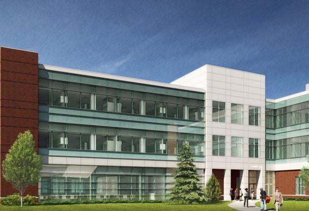 Work Begins on Purdue's Biomedical Engineering Building Expansion