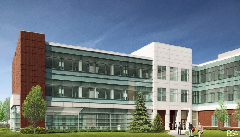 Work Begins on Purdue's Biomedical Engineering Building Expansion