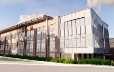 $15-Million Lead Gift to Create New Academic Building
