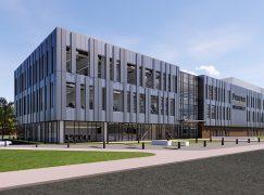 Ground Broken on New $40M Bioscience Innovation Building