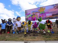 Schrage Family & Centier Bank Commit to $250,000K to Mascot Hall of Fame Museum