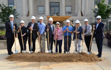 Porter County Breaks Ground On Major Courthouse Renovation