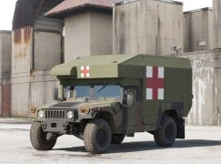AM General Lands $800M Contract to Build 2,800 Military Ambulances
