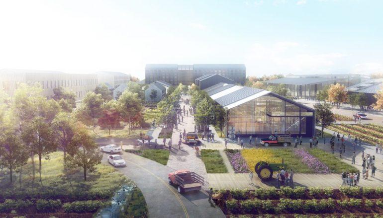 White Lodging Unveils $350M+ Transformational Development