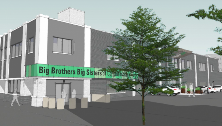 Big Brothers Big Sisters of Central Indiana Breaks Ground on New $3M Hub