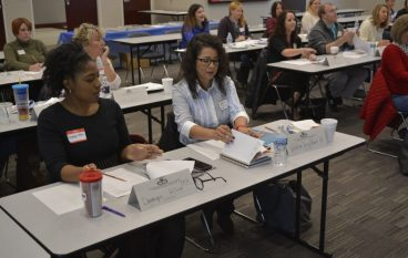 NWI Building Trades Meet with Area School Counselors