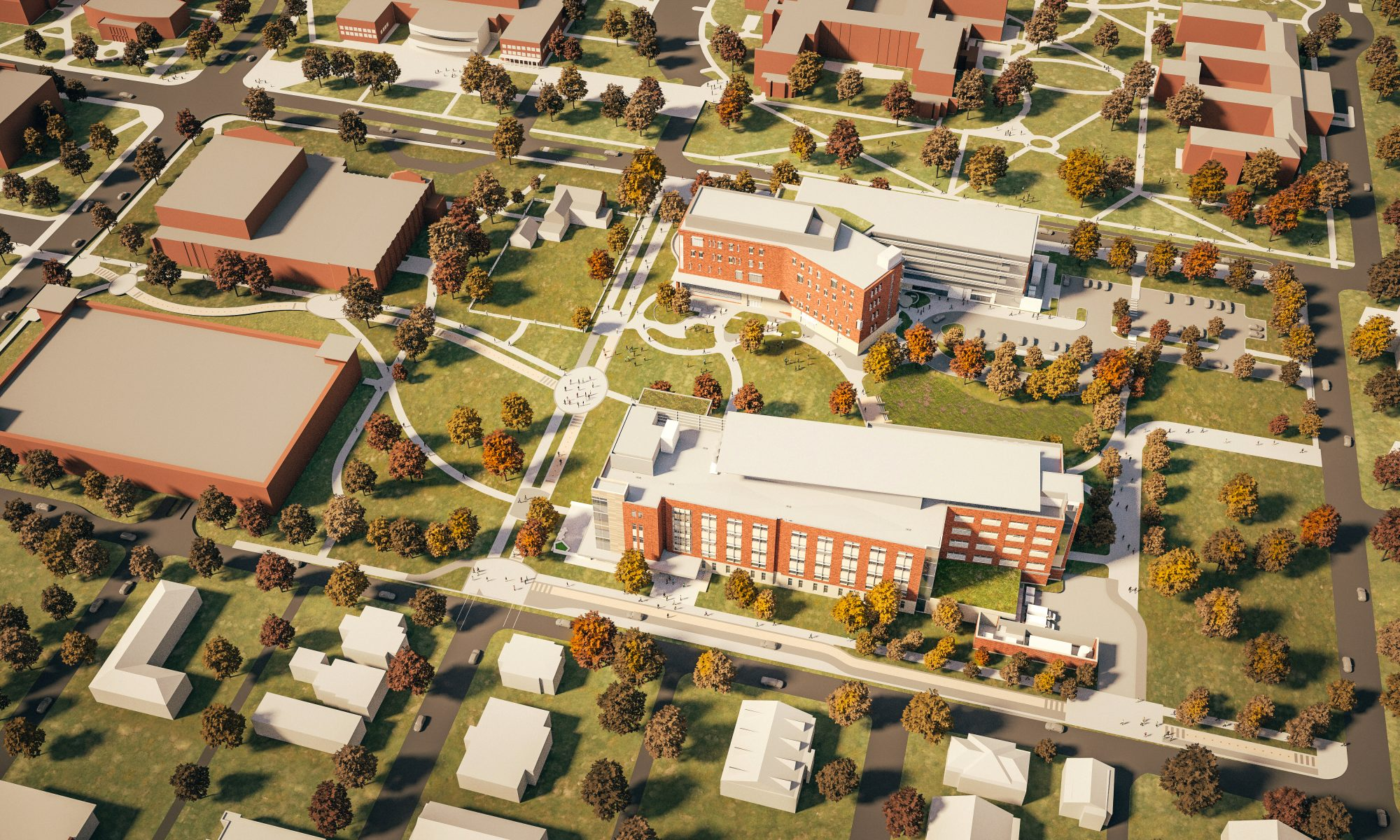 Image Result For Ball State New Stem Building