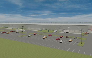 Parlor City Warehouse Expanding, $8M