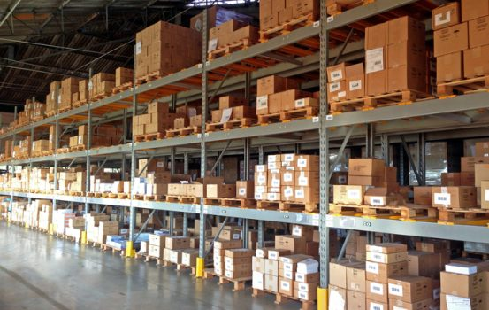 Logistics Firm Debuts Fourth Plainfield Warehouse