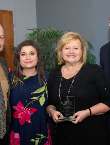 St. Mary Medical Center CEO Honored as Business Person of the Year