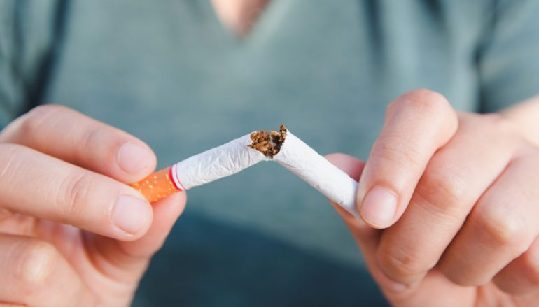 State Partners with Franciscan Health on Tobacco Prevention