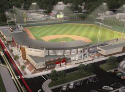 Ground Broken on New Loeb Stadium
