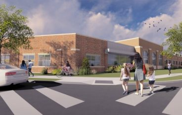 Notre Dame Breaks Ground on Community Center